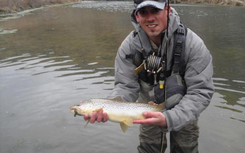 Boise river fishing report idaho fly fishing report for Boise river fishing