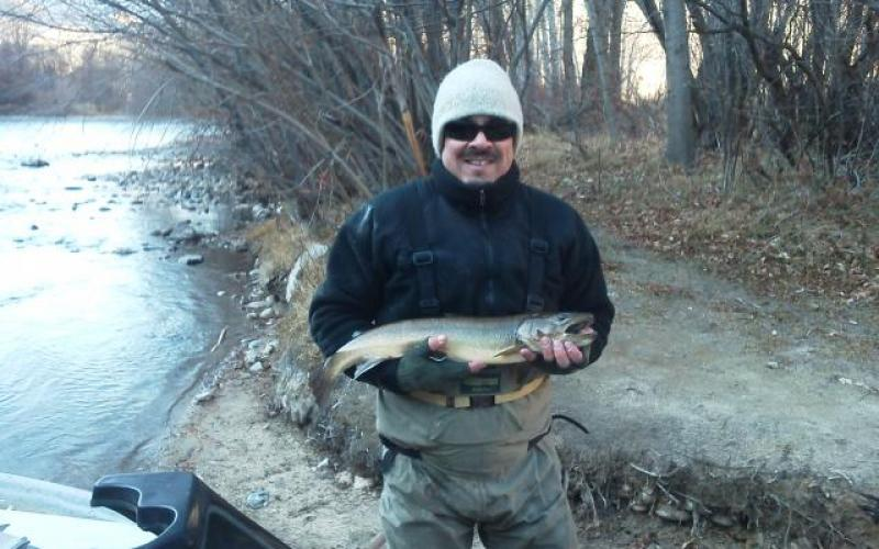 South fork of the boise idaho fly fishing report for Fl fishing report
