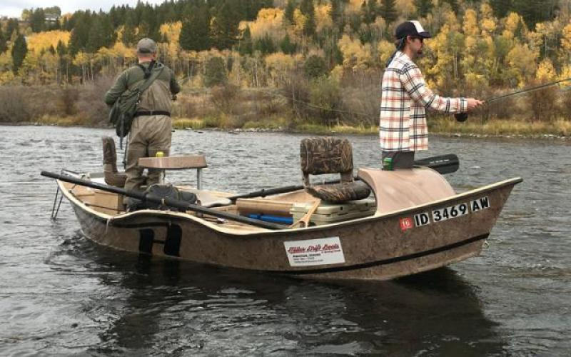 Fall on the fork idaho fly fishing report for Owyhee river fishing report