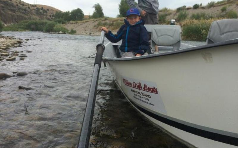 Warm river idaho fly fishing report for Silver creek fishing report
